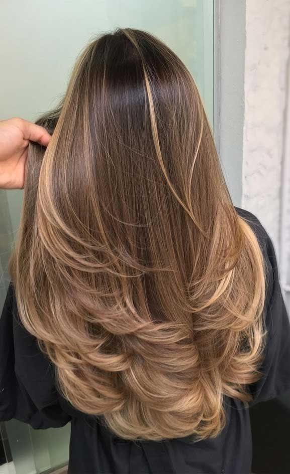 striber i håret